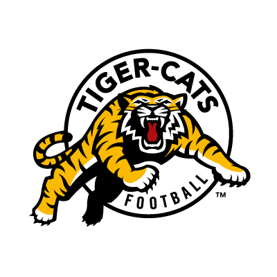 Hamilton Tiger-Cats Football logo vector logo