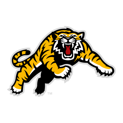 Hamilton Tiger-Cats team logo vector logo