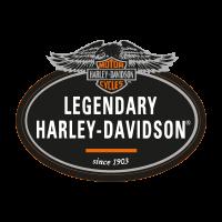 Harley Davidson Legendary logo