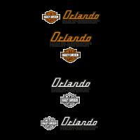 Harley – Orlando logo