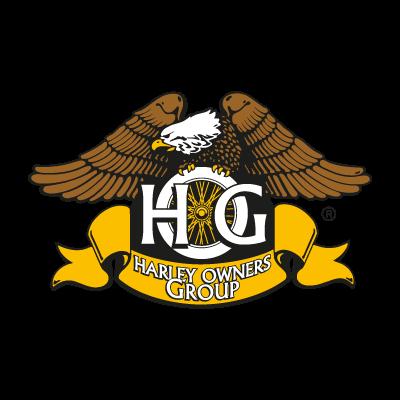 Harley Owners logo vector logo