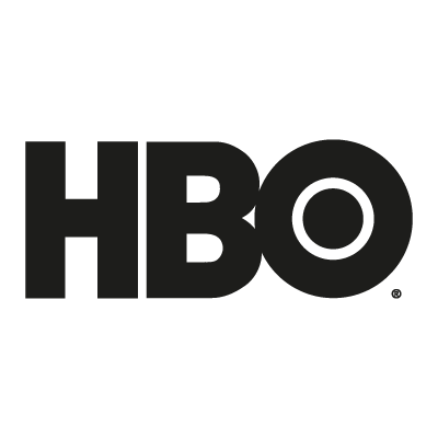 HBO black logo vector logo
