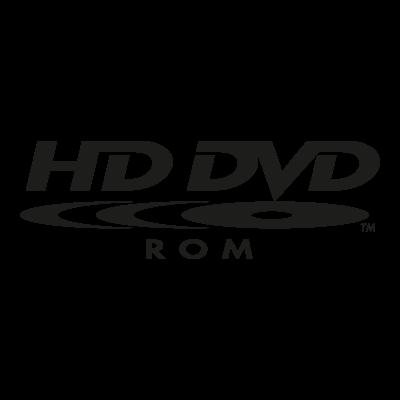 HD-DVD logo vector logo