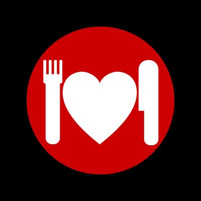 Heart Foundation logo vector logo