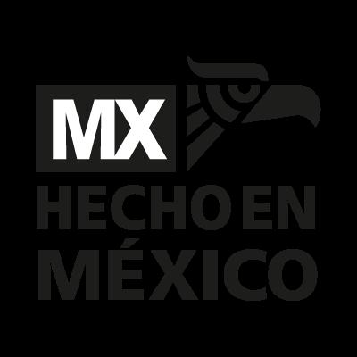 Hecho en mexico de nuevo logo vector logo