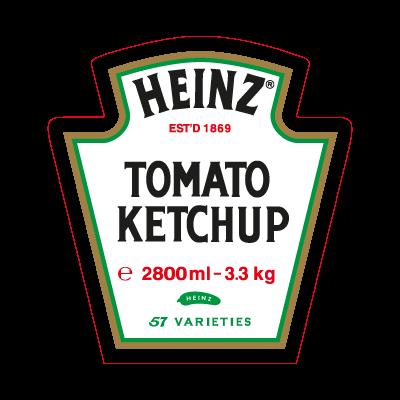 Heinz Tomato Ketchup logo vector logo