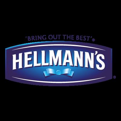 Hellmann's logo vector logo