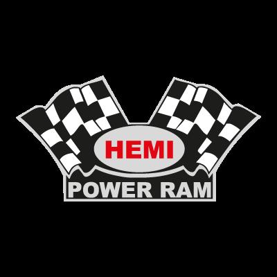 Hemi Power Ram logo vector logo
