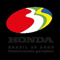 Honda 35 anos logo