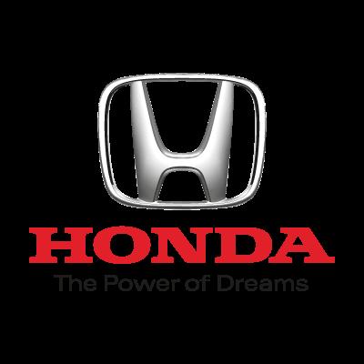 HONDA 3D logo vector logo