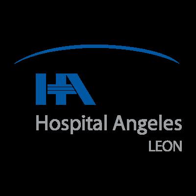 Hospital angeles Leon logo vector logo