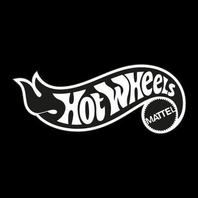 Hot Wheels Mattel logo vector logo
