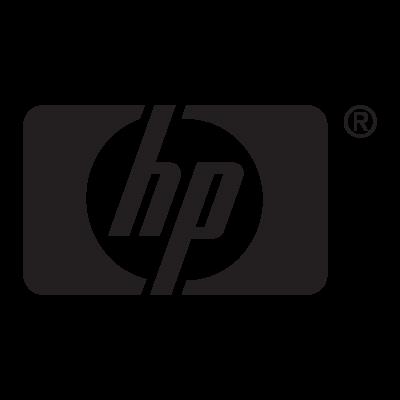HP  logo vector logo