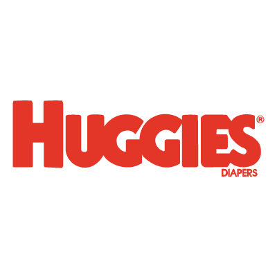 Huggies Diapers logo vector logo