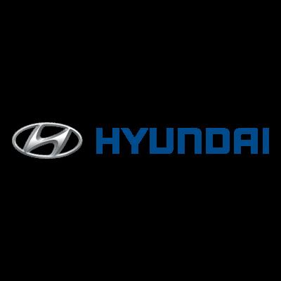 Hyundai Auto logo vector logo