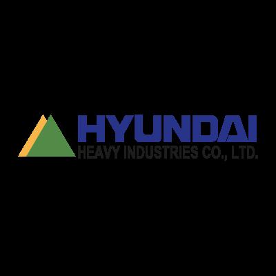 Hyundai Heavy Industries logo vector logo