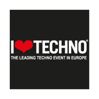 I Love Techno logo