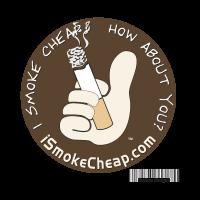I Smoke Cheap logo