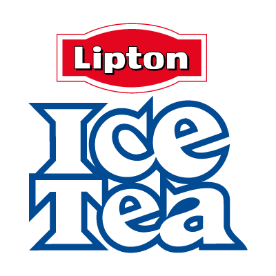 Ice Tea logo vector logo