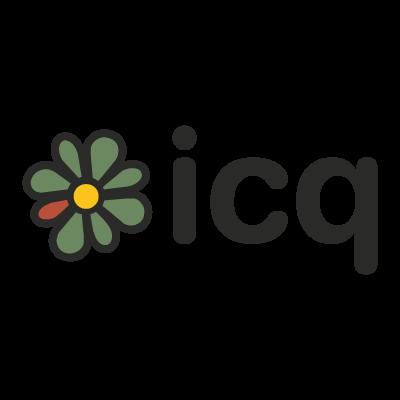 ICQ  logo vector logo