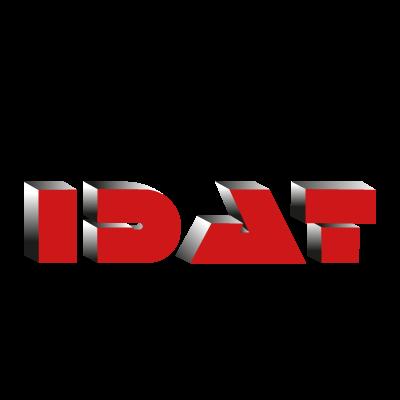 Idat logo vector logo