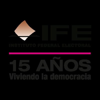 IFE logo vector logo
