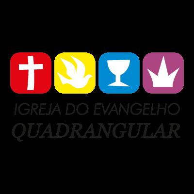 Igreja do Evangelho Quadrangular logo vector logo