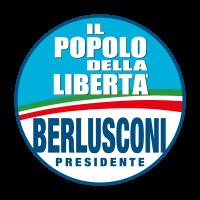 Il popolo della Liberta logo