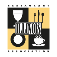 Illinois Restaurant Association logo