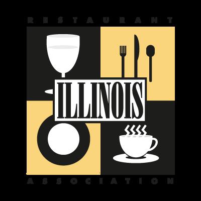 Illinois Restaurant Association logo vector logo