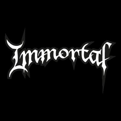 Immortal logo vector logo