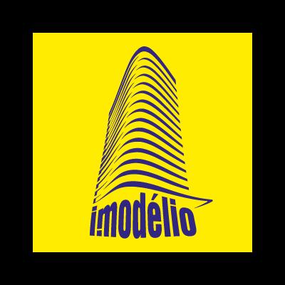 Imodelio logo vector logo