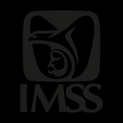 IMSS black logo vector logo