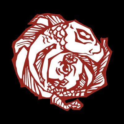 Incubus Fish Tattoo logo vector logo