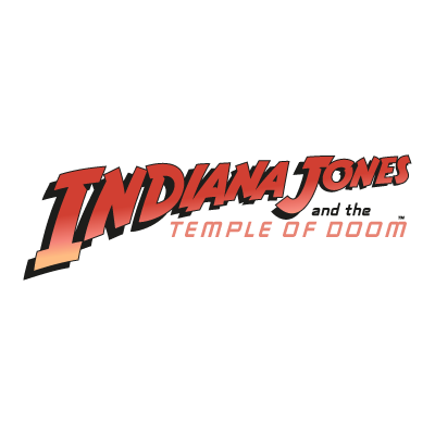 Indiana Jones logo vector logo