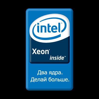 Intel-Xeon logo vector logo