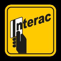 Interac yellow logo