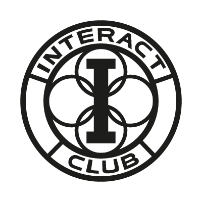 Interact Club logo vector logo