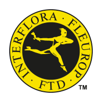 Interflora Fleurop logo