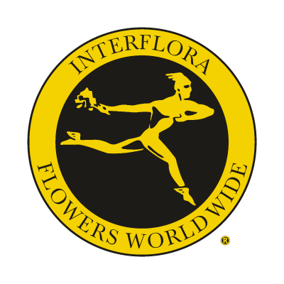 Interflora Worldwide logo vector logo
