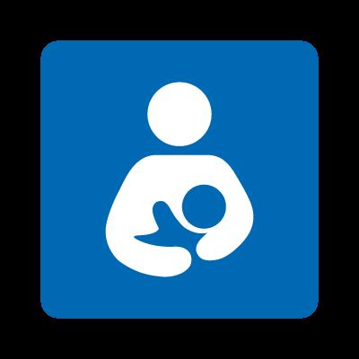 International Breastfeeding Symbol logo vector logo