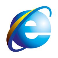 Internet Explorer – IE logo