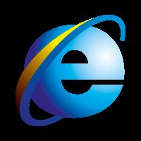Internet Explorer – IE logo