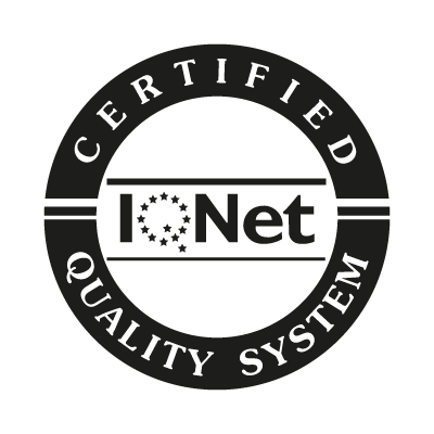 IQNet Quality System logo vector logo