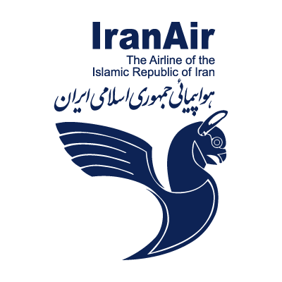 Iran Air logo vector logo