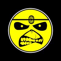 Iron Maiden Eddie Smile vector