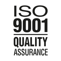 ISO 9001 Quality Assurance logo