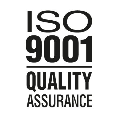 ISO 9001 Quality Assurance logo vector logo