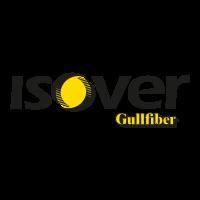 Isover Gullfiber logo
