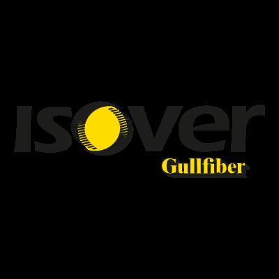 Isover Gullfiber logo vector logo